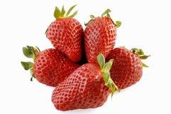 jordgubbar royaltyfri foto