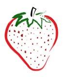 jordgubbe royaltyfri illustrationer