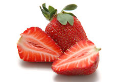 jordgubbe 2 Arkivbilder
