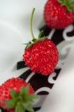 jordgubbe Arkivfoto