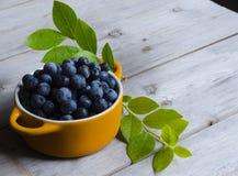 Jordgubbe, blåbär eller hallon Royaltyfri Fotografi