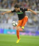 Jordi Alba of Valencia CF Stock Photos