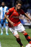 Jordi Alba of Valencia CF Stock Photo