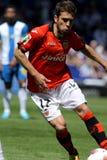 Jordi Alba of Valencia CF Stock Photo