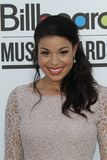 Jordin Sparks at the 2012 Billboard Music Awards Arrivals, MGM Grand, Las Vegas, NV 05-20-12 Royalty Free Stock Photo