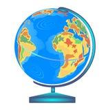 jordklot Arkivfoton