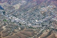 Jordklot Arizona Arkivfoto
