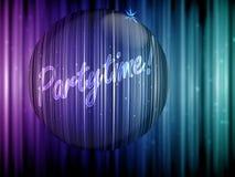 Partytime Royaltyfria Bilder