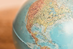 jordklot USA Royaltyfria Foton