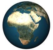 jordklotvärld Arkivbilder