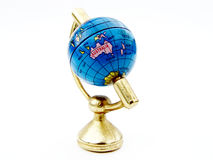 jordklotvärld arkivfoto