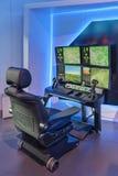 Jordkontrollstationen för UAV Royaltyfria Bilder