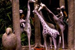 Jordning för skulptur royaltyfri fotografi