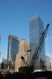 jordning New York nolla Arkivfoton