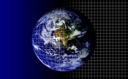 jordplanet Arkivbild