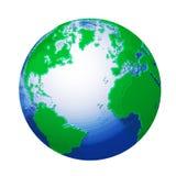 jordplanet royaltyfri illustrationer