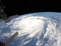 jordsatellit Royaltyfri Foto