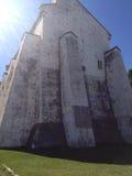Jordsikt av befästningen Royaltyfri Foto