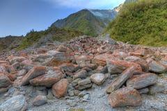jordskred Royaltyfri Bild