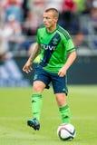 Jordy Clasie player of Southampton Royalty Free Stock Photos