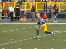 Jordy Nelson of the Green Bay Packers Stock Photography