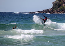 Jordy Smith - Australian Open 2012 Stock Image