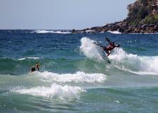 Jordy Smith - el australiano abre 2012 Imagen de archivo