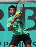 Jorge AGUILAR (CHI) at Roland Garros 2010 Stock Images
