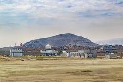 Jorge Chavez Airport, Lima, Pérou Images stock