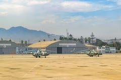 Jorge Chavez Airport, Lima, Pérou Photographie stock libre de droits