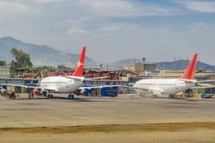 Jorge Chavez Airport, Lima, Peru Royalty Free Stock Photography