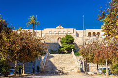 Jorge Juan Secondary Education Institute in Alicante, Spain Stock Photography