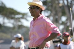 Jorge Lopez , Pebble Beach 2006 Stock Images
