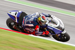 Jorge Lorenzo Stock Photography