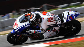 Jorge Lorenzo 99 Stock Photography