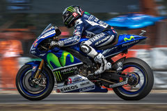 Jorge Lorenzo, MOTOGP Brno 2015 Lizenzfreies Stockfoto