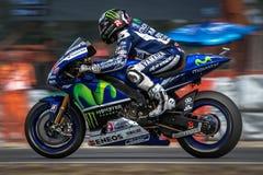 Jorge Lorenzo, MOTOGP Brno 2015 Royalty Free Stock Photo