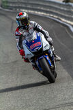 Jorge Lorenzo pilot of MotoGP Stock Images