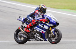 Jorge Lorenzo racing Stock Photos
