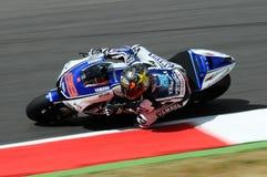 Jorge Lorenzo YAMAHA MotoGP 2012 photographie stock libre de droits