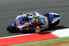 Jorge Lorenzo YAMAHA MotoGP 2012 Royalty Free Stock Photography