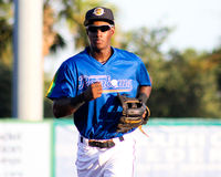 Jorge Mateo, Charleston RiverDogs Stock Photos