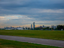 Jorge Newbery Airport Royalty Free Stock Photography