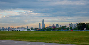 Jorge Newbery Airport Royalty Free Stock Photo