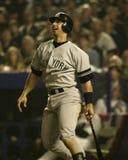Jorge Posada, 2000 campionati di baseball Immagine Stock Libera da Diritti