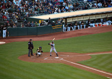 Free Jorge Posada Stands In The Batters Box Royalty Free Stock Photo - 16531125