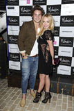 Jorgie Porter. Arrives for the Malmaison Hotel Liverpool re-opening party.. 23/09/2011  Picture by Steve Vas/Featureflash Royalty Free Stock Photo