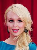 Jorgie Porter Stock Photo