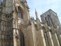 Jork katedra Zdjęcia Stock