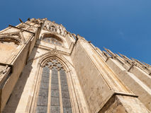 Jork ministra katedra Jork Anglia Obraz Stock